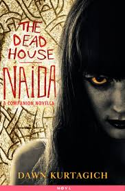 The Dead House: NAIDA - A digital short story from The Dead House author Dawn Kurtagich There is a box. A box that should never have been discovered. And a warning beneath the lid.This was for Kaitlyn. It was a mistake. Forget this box and leave the Isle. Don't look any further.I'm begging you. N.C.D. 2005 After the inferno that swept through Elmbride High, claiming the lives of three teenagers and causing one student, Carly Johnson, to disappear, Naida Chounan-Dupre was locked away for the good of society.But that wasn't the end of the story.Because you can't play with the devil and not pay the price.The chilling, psychological horror of The Dead House returns with never-before-seen footage of the Naida tapes.