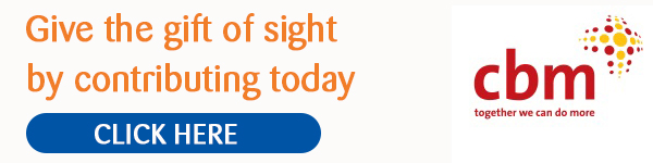 If you have been motivated to give and support CBM because of aRadioActive student show please mention their name in the donor message field. $32 will give someone the gift of sight so the question is simply how many people will be able to see again because of your generosity today?