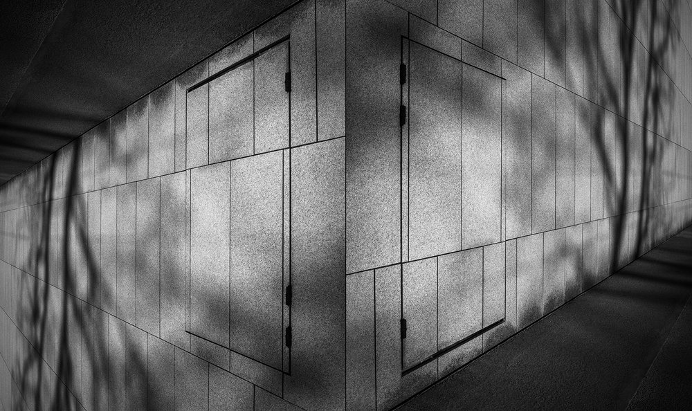 The Door III — Fragments of Escher  2017