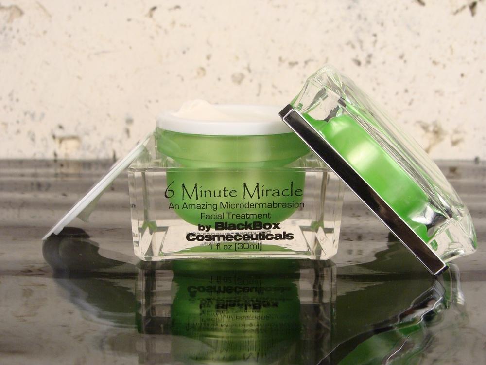 BlackBox Cosmetics 6 Minute Miracle