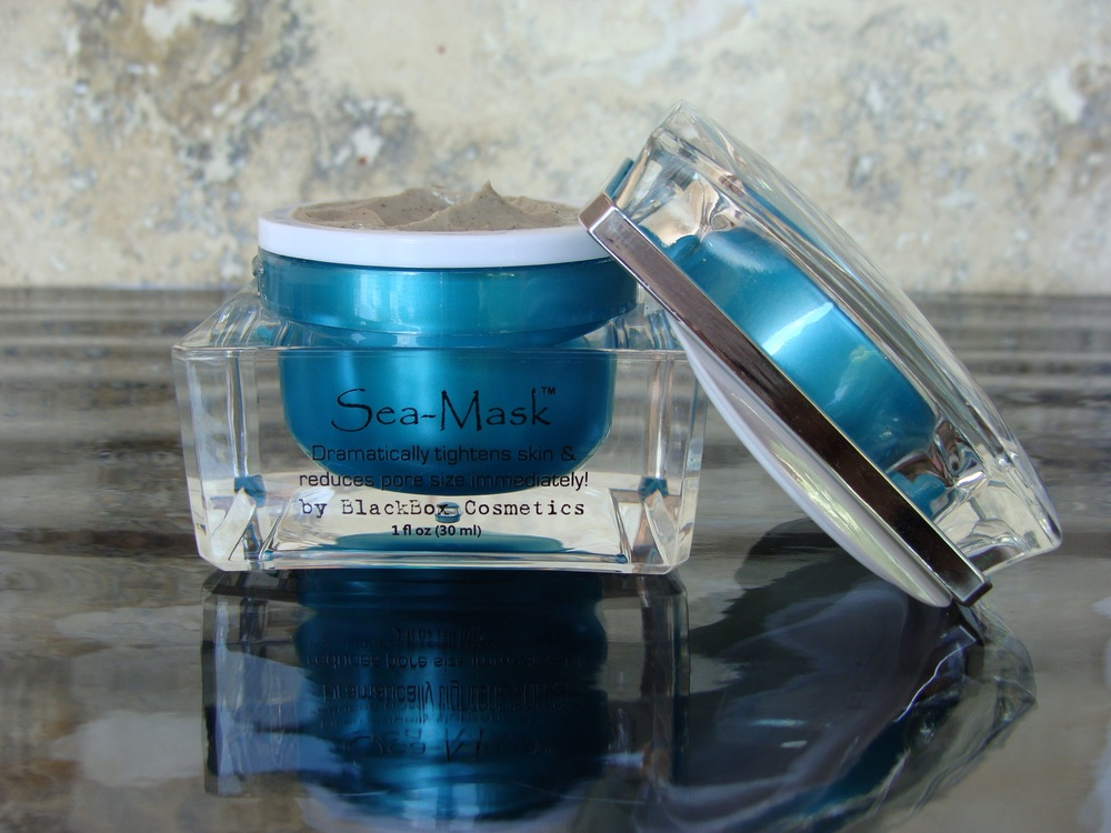 BlackBox Cosmetics Sea Mask