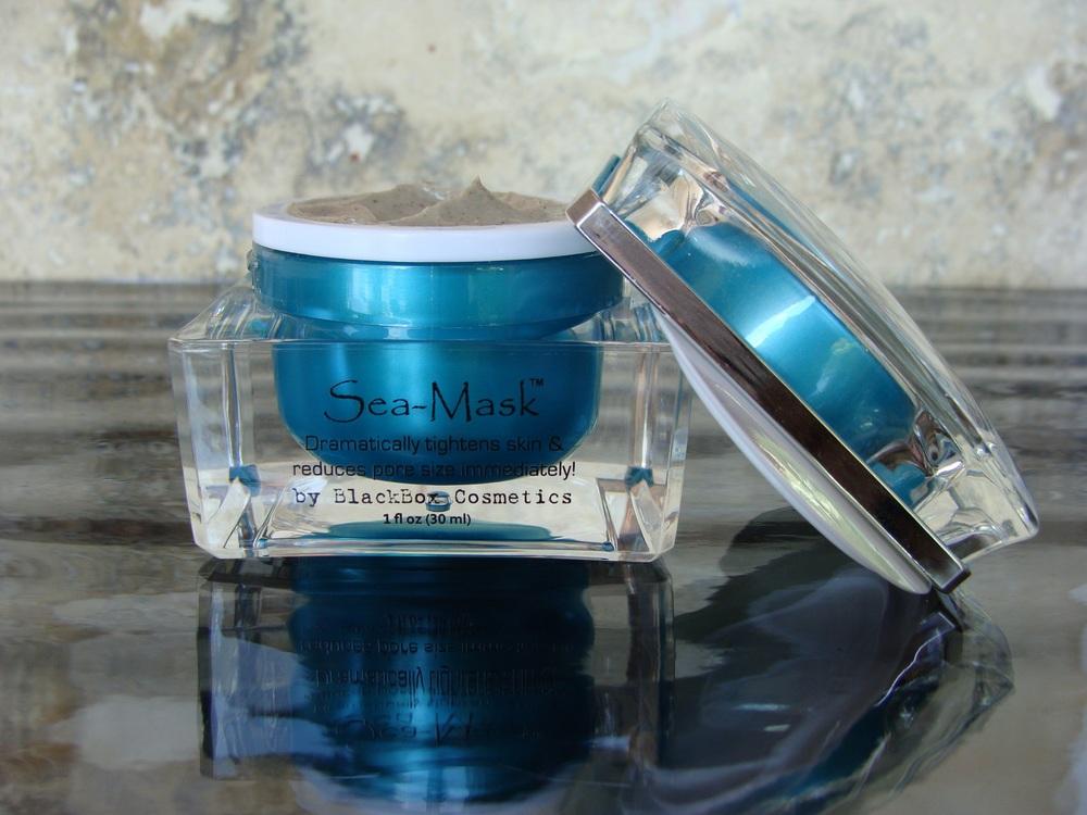 BlackBox Cosmetics Sea Mask