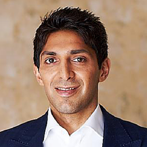 FAISAL BUTT Venture Partner, London
