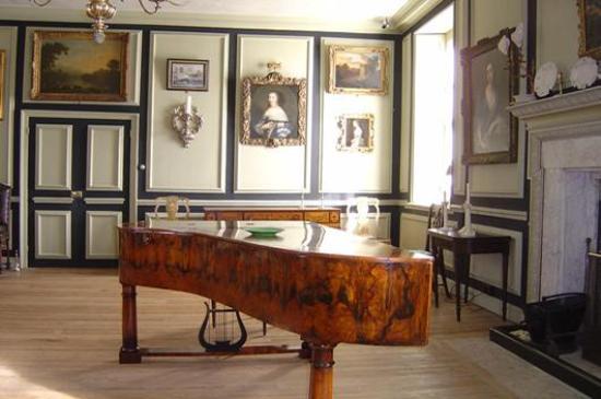 Piano Recital At Restoration House