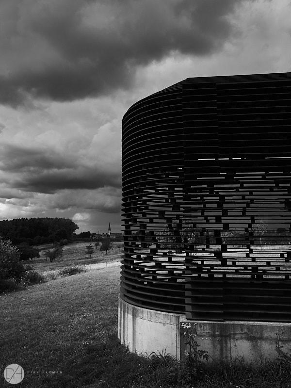 Doorkijkkerkje Borgloon 2017 BW by Dirk Heyman 535.jpg