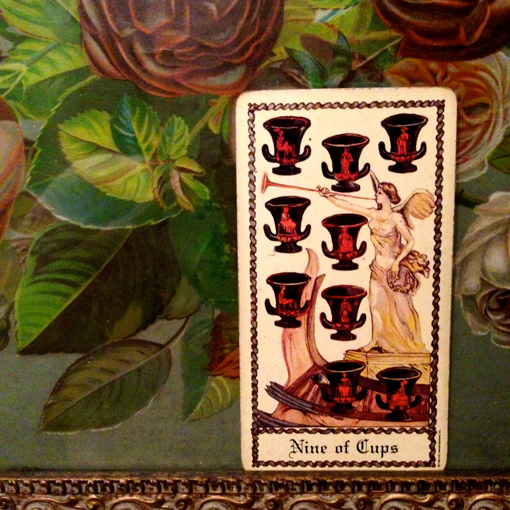 TT Nine of Cups