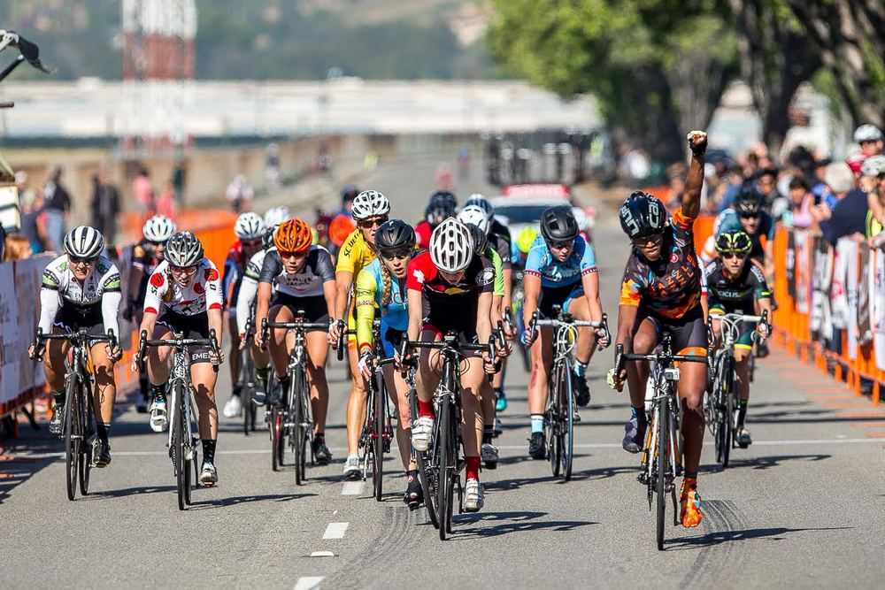 San Dimas Stage Road Race   Photo by Danny Munson
