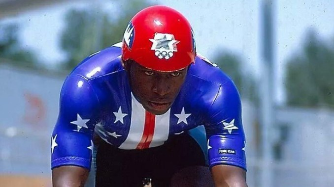 Nelson Beasley Vails is a retired road and track cyclist from the United States. He rode as a professional from 1988 to 1995 representing the USA at the 1984 Summer Olympics in Los Angeles, California, where he won the silver medal in the sprint.