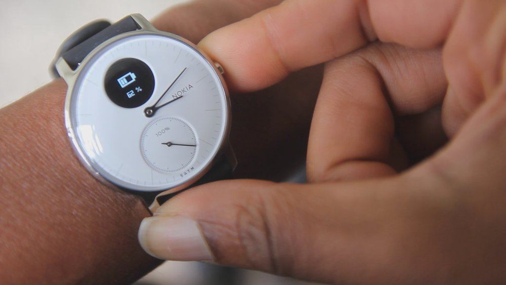 The Watch Has A Battery Life Of 25 Days Which Is Great If You Already Have Enough Devices To Charge Regularly Its Super Simple Setup Using Health