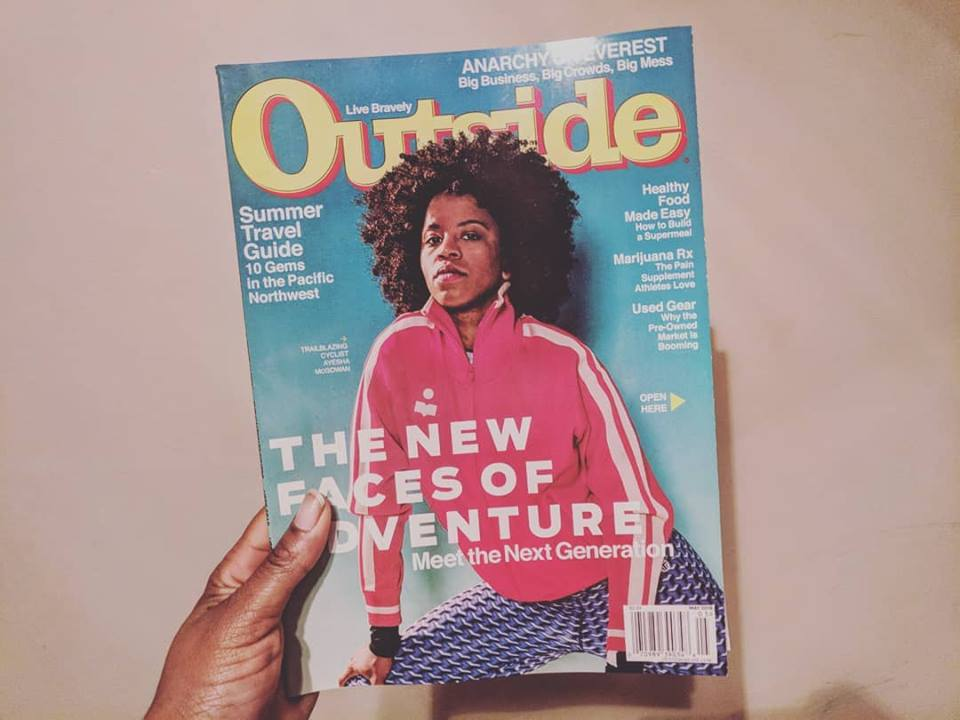 Outside Magazine May 2018