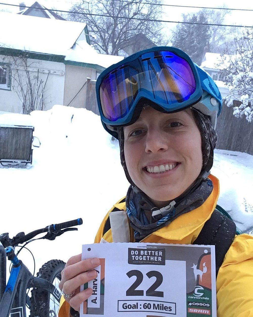 Amanda in Minneapolis