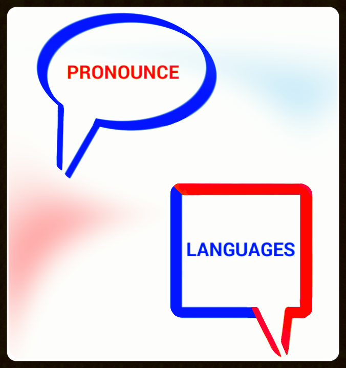Pronounce Languages