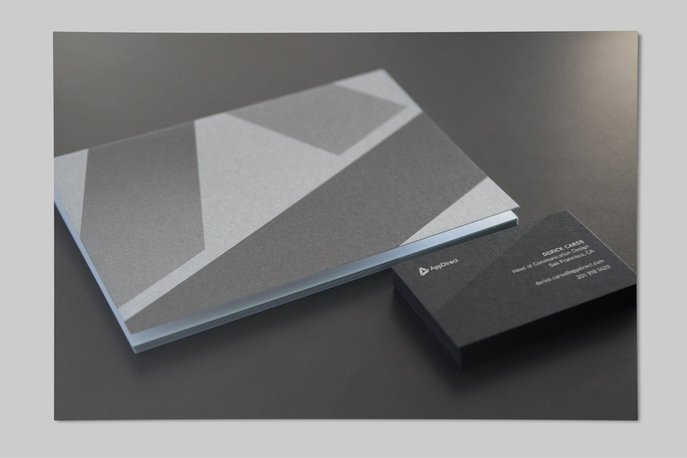 Stationery  |  Art Direction and Design with Ben Domanico