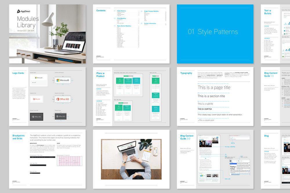 Pattern Library Documentation
