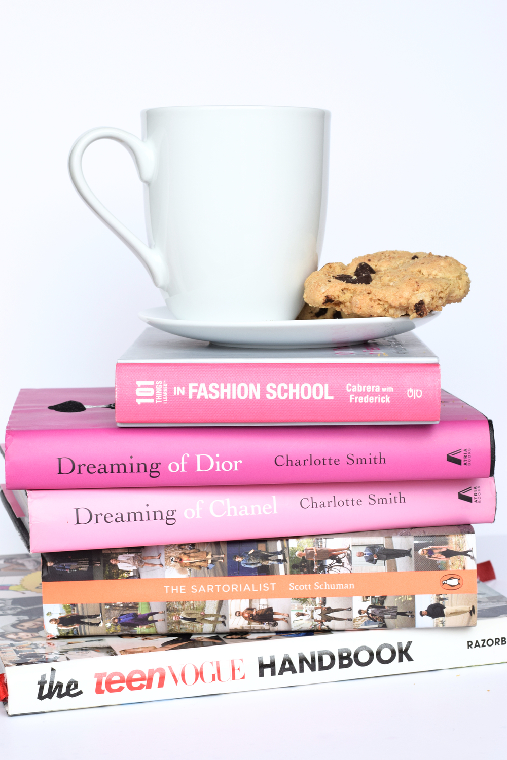 Easy-Read Fashion Books