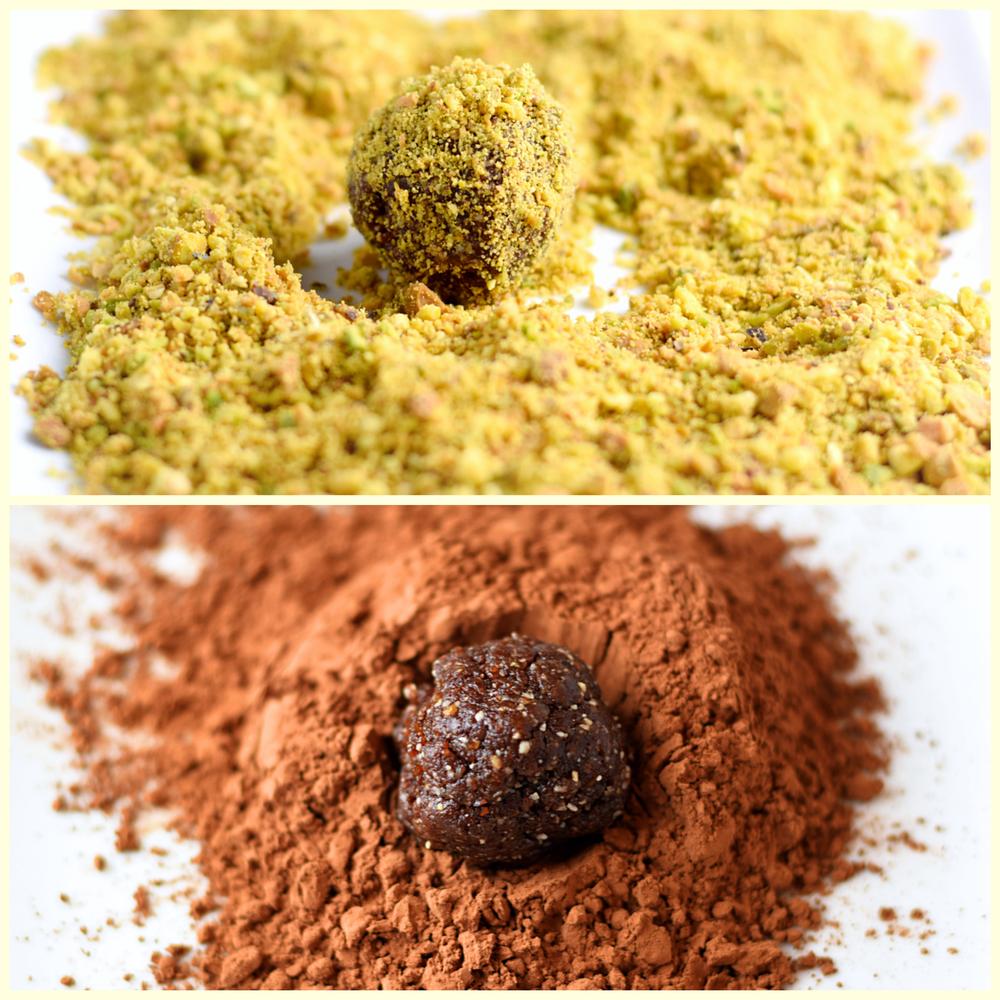 date nut truffles