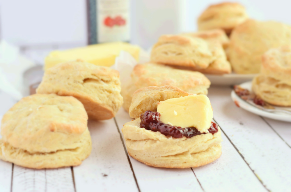 plain scone recipe