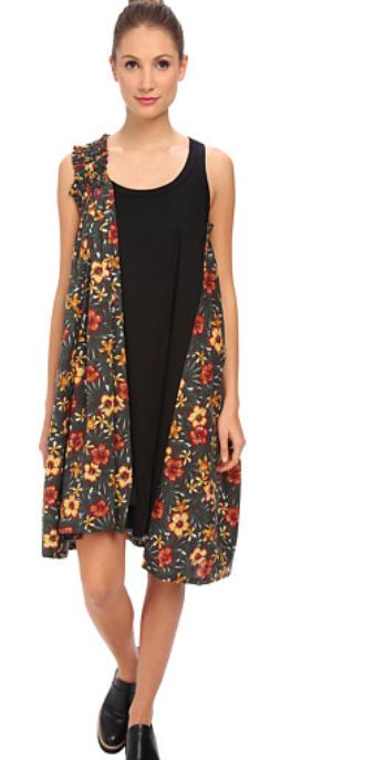 Adidas floral dress