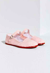 urban outfitters cotton mary janes