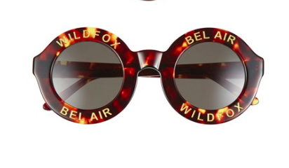 Wildfox statement sunglasses