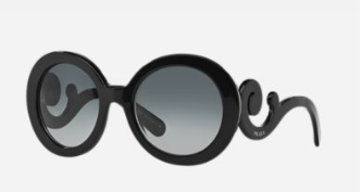 Prada statement sunglasses