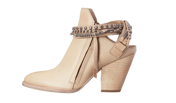 Dolce Vita Nude booties