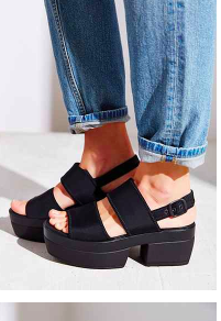 Urban Outfitters Flatform Sandal