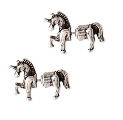Forever 21 unicorn earrings