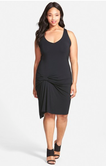 Tart Kacy Plus Sized LBD