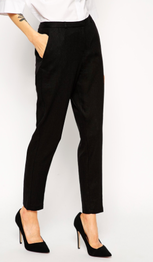 Asos slim tapered pants