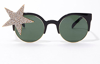 forever 21 star sunglasses