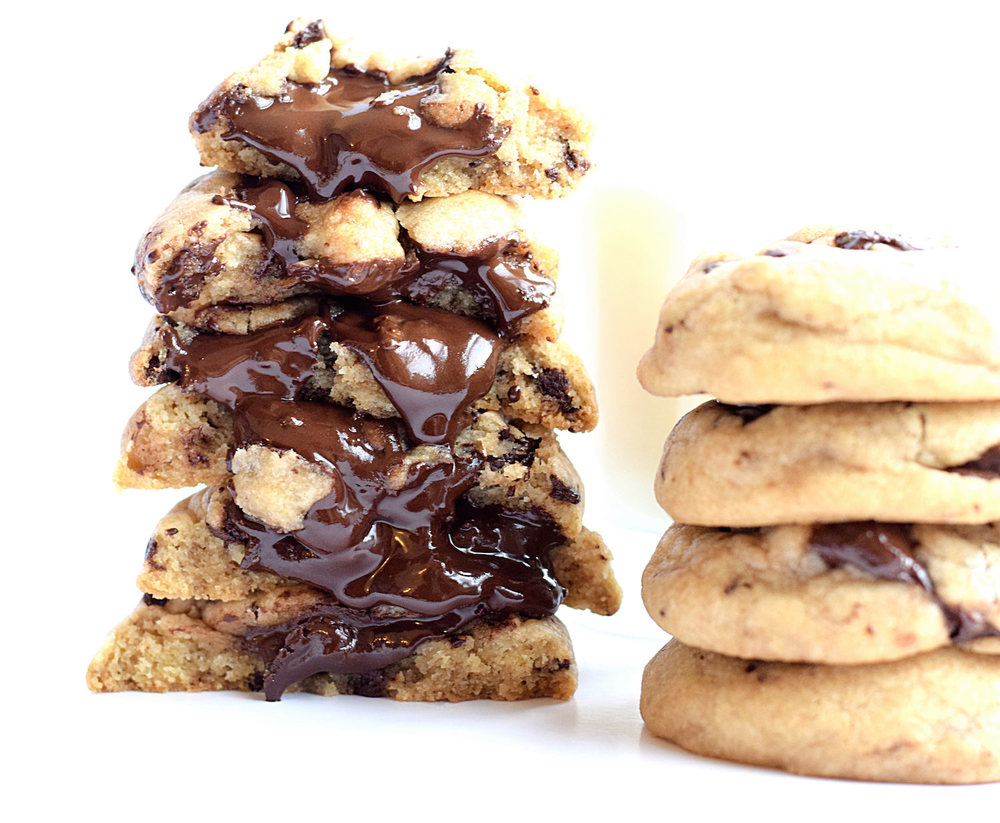 How to make chocolate chip cookies without butter