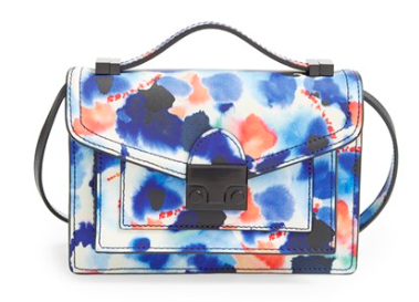 Loeffler Randal mini floral bag