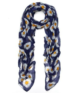 Trendsblue floral scarf