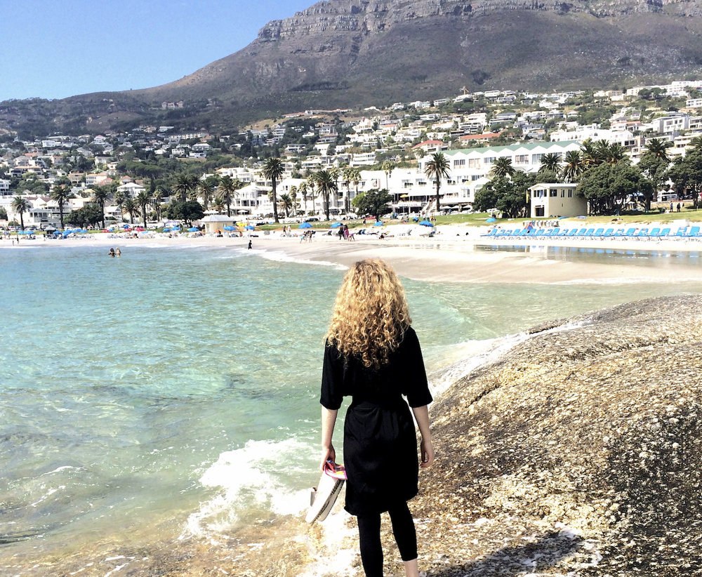 Summer 2015 in Cape Town, South Africa