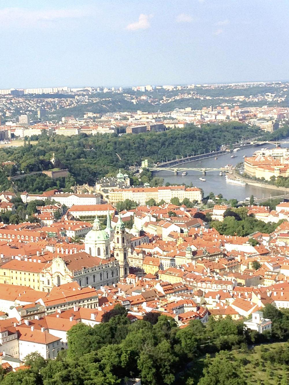 Summer 2013 in Prague