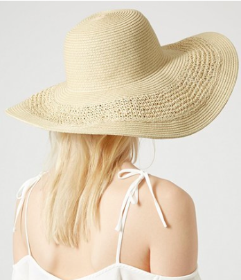 Topshop floppy hat