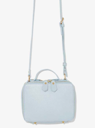 Nasty Gal pale blue bag