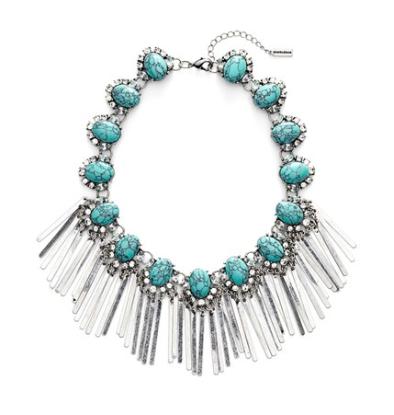 Baublebar Fringe necklace