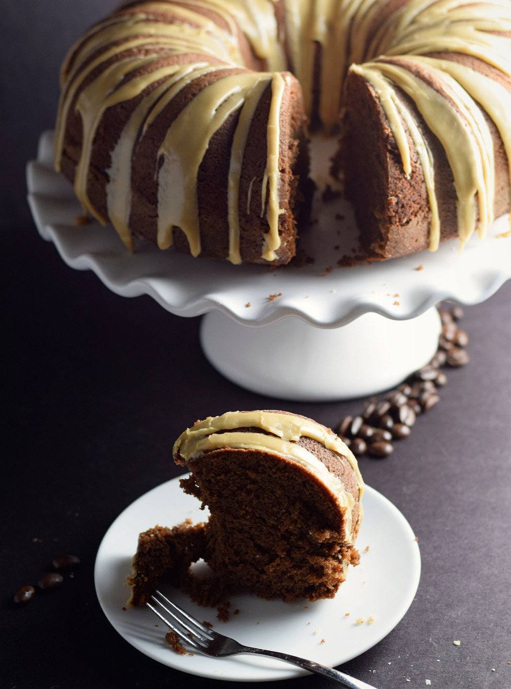 Coffee Chocolate Bundt Cake Truffles And Trends