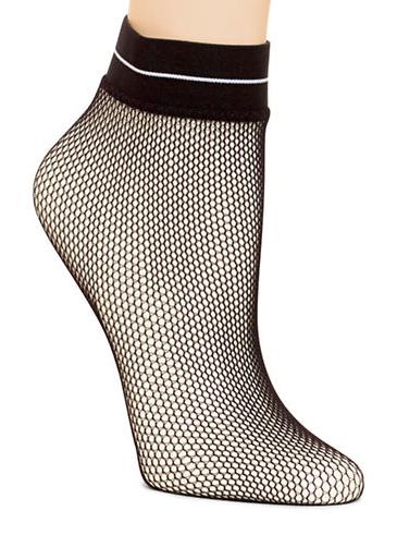 Hue fishnet socks