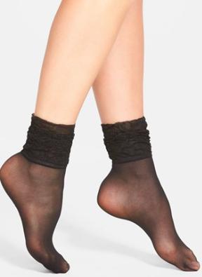 Nordstrom sheer socks