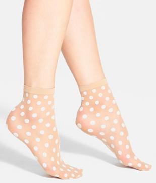 Wolford sheer socks
