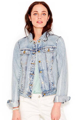macys denim jacket