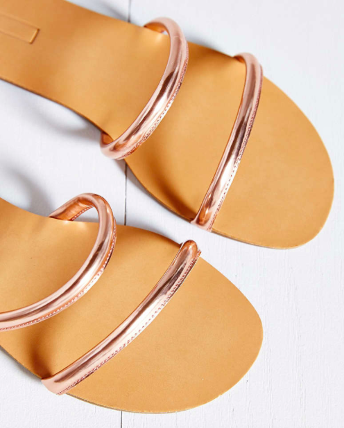 Urban Outfitters rose sliders