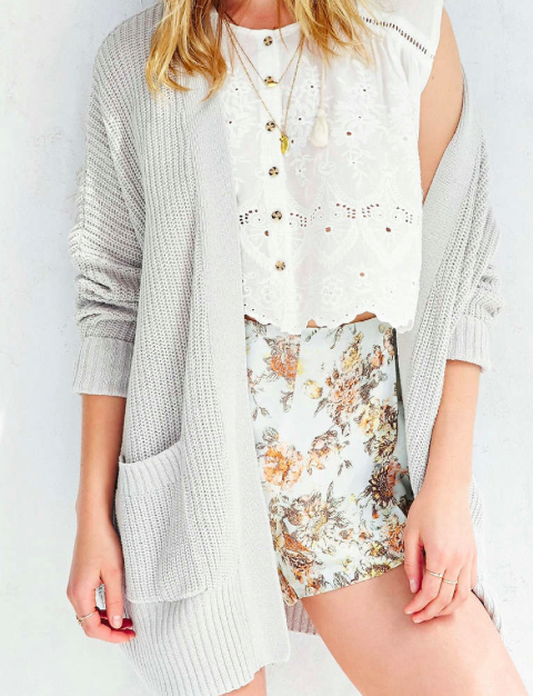 Urban Outfitters Chunky Cardigan