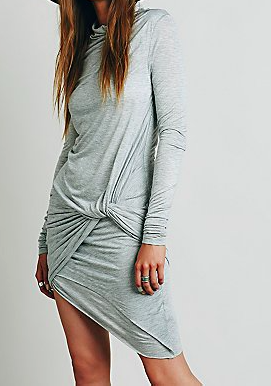 Free People Grey dress