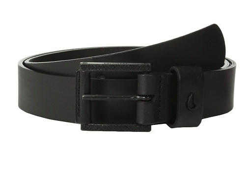 Nikon leather belt
