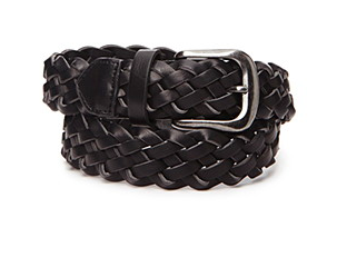 Forever 21 braided belt
