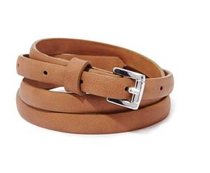 Forever 21 skinny belt